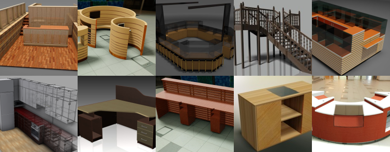 Woodwork for Inventor (with CAM) 9
